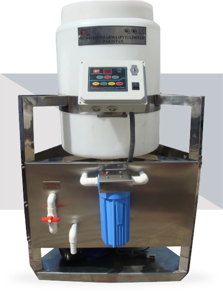 Renatab Automated Mixer