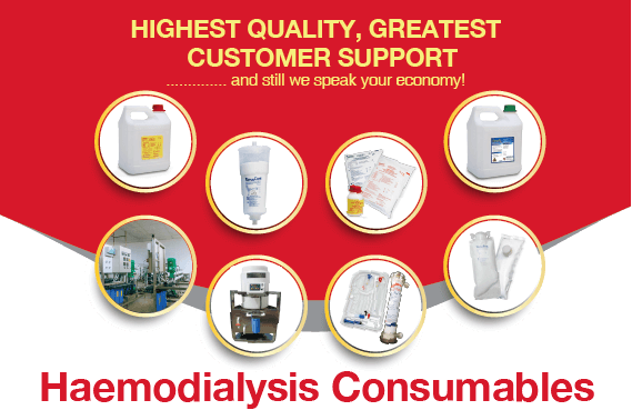 Hemodialysis Consumables